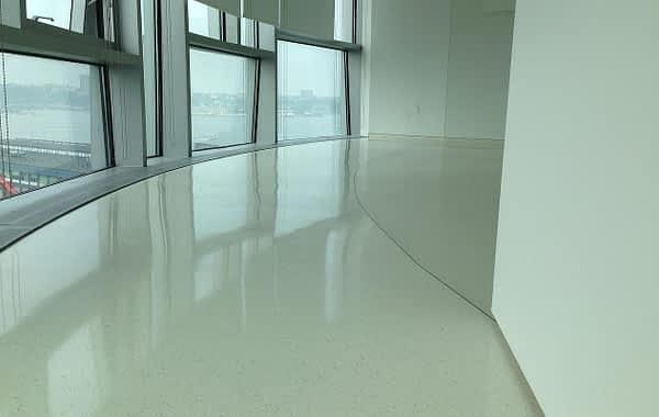 Repair: Terrazzo Floor Patching