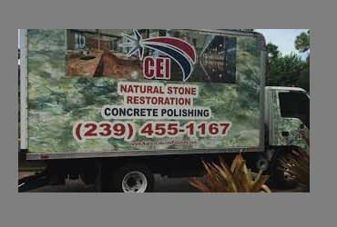 Natural Stone, Terrazzo, and Concrete Restoration Services