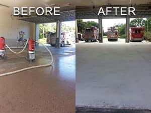 Concrete Surface Prep